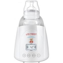 Podgrzewacz do butelek wraz ze sterylizatorem i wyświetlaczem LCD można używać do podgrzewania mleka i innego jedzenia dla dziec