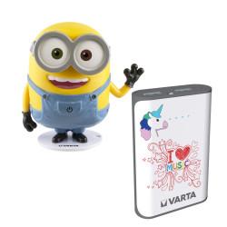 Zestaw prezentowy VARTA Power bank + Lampka Minion