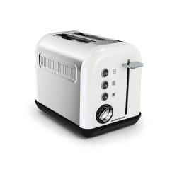 Toster na 2 kromki Accents biały
