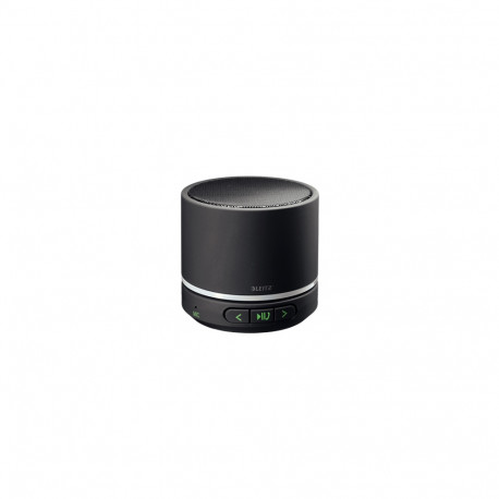 Minigłośnik Leitz Complete z Bluetoothem, czarny