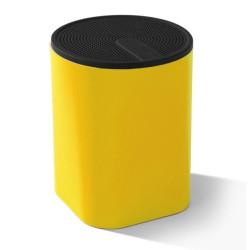 Głośnik COLOUR SOUND SPEAKER, 3W kolor żółty