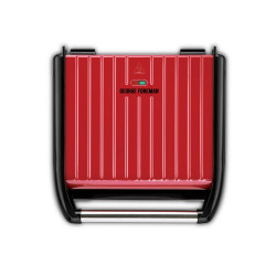 GF GRILL ENTERTAINING STEEL RED