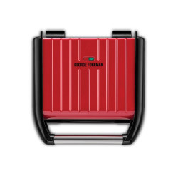 GF GRILL FAMILY STEEL RED