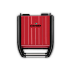 GF GRILL COMPACT STEEL RED