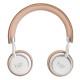 Nauszne słuchawki stereo hër z Bluetooth HF8