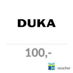eVoucher - DUKA