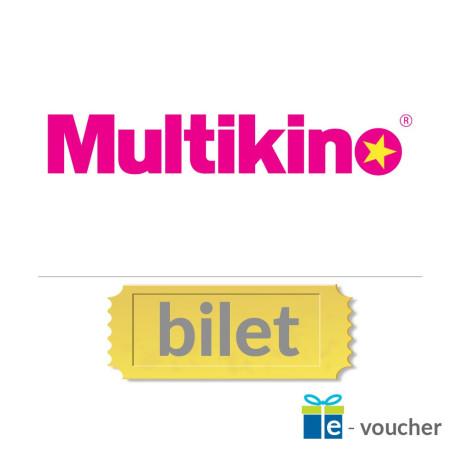 Multikino - Pakiet 50 Voucherów