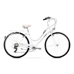 Rower VINTAGE D biały20 L
