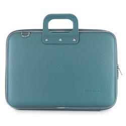 "Bombata Classic - torba na laptopa 15,6"" Turkusowa"