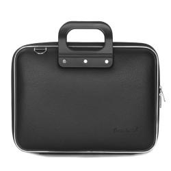 "Bombata Medio - torba na laptopa 13"" Czarna"