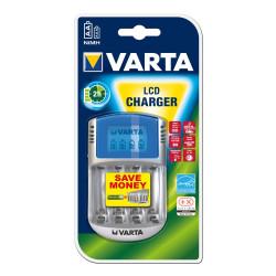 Ładowarka LCD CHARGER + 12V adapter + kabel USB