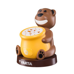 Lampka nocna PAUL THE BEAR NIGHT LIGHT 3AA