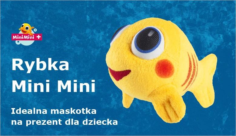 Maskotka Rybka Mini Mini