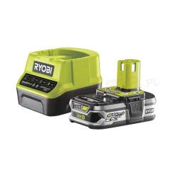 Akumulator 18V 2,5Ah i ładowarka Ryobi RC18120-125