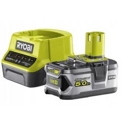 RYOBI RC18120-150 ŁADOWARKA AKUMULATOR 5.0Ah ONE+