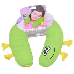 Poduszka dla dzieci - WORM zielona