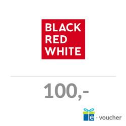 eVoucher - Black Red White