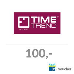 eVoucher - Time Trend