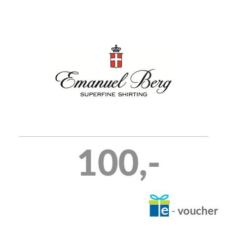 eVoucher - Emanuel Berg