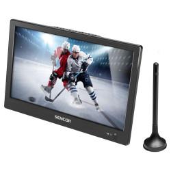 Przenośny turystyczny telewizor 10,1cali LCD
