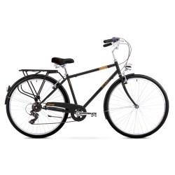 "Rower VINTAGE M czarny 20"" XL"