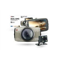 Kamera samochodowa FULL HD z kamerą cofania DualCore