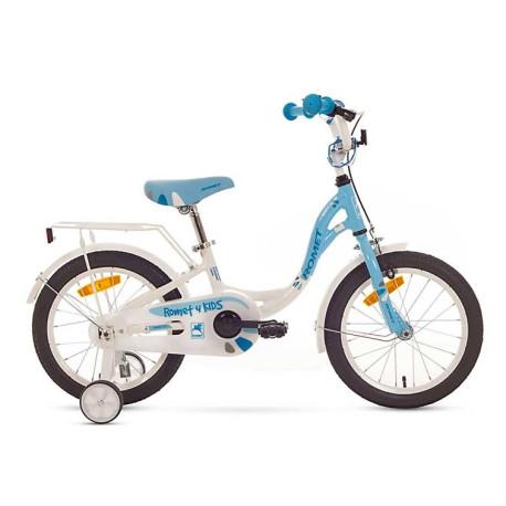1516006-Rower ROMET DIANA S 16 10 niebiesko-biały