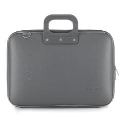 """Bombata Classic - torba na laptopa 15,6"""" Szara"""