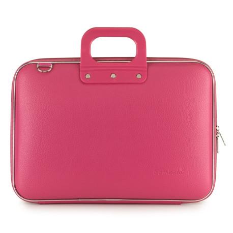 """Bombata Classic - torba na laptopa 15,6"""" Różowa"""
