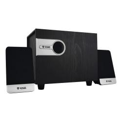 Głośniki aktywne PC 2.1 Czarne