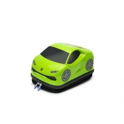Plecak w kształcie samochodu - Lamborghini Backpack - zielony