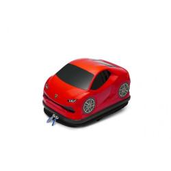 Plecak w kształcie samochodu - Lamborghini Backpack - czerwony