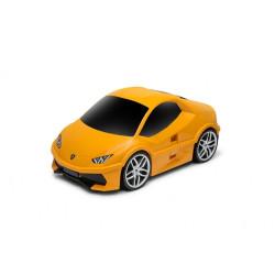 Walizka samochód Lamborghini Huracan - pomarańczowy
