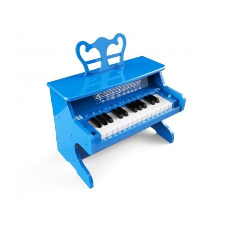 Mini pianino do nauki i zabawy My Piano MP 1000 - niebieski