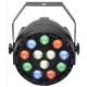 Oświetlenie LED RGBW PAR 12 247