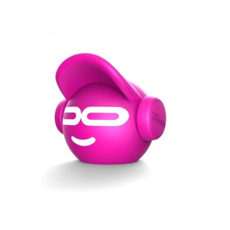 Głośnik Bluetooth 5W - Beat Dude Mini purpurowy