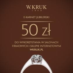 E-karnet W.KRUK 50zł