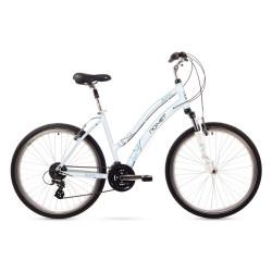 Rower ROMET BELECO biały 18L