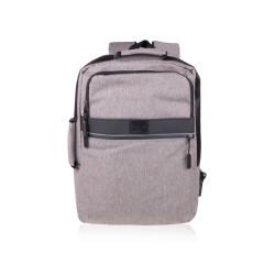 Plecak antykradzieżowy na walizkę SV07 szary