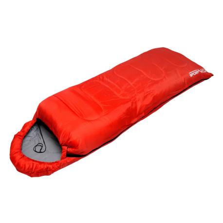 Śpiwór kołdra z kapturem 190g/m2 hollow fibre
