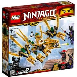 LEGO Ninjago Złoty Smok