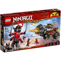 LEGO Ninjago Wiertło Colea