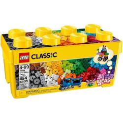 LEGO Classic Kreatywne Lego, Średnie Pudełko