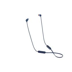 Bezprzewodowe słuchawki dokanałowe JBL Tune 115 BT Niebieskie