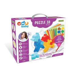 Puzzle 3D pets WADER