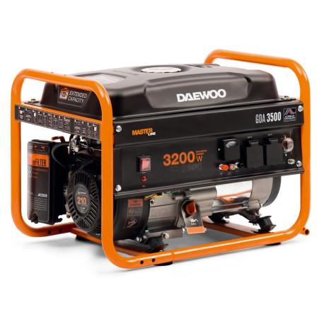 Agregat prądotwórczy benzynowy DAEWOO GDA 3500