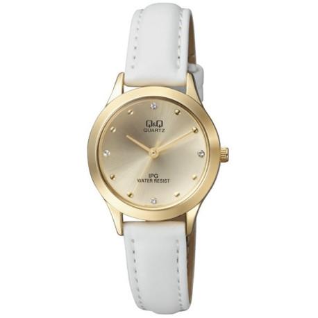 Zegarek damski Q&Q biały Z05-100