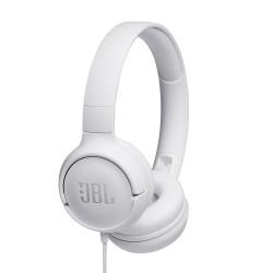 Słuchawki przewodowe JBL Tune 500 Białe