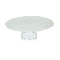 Szklana patera na ciasto 32 cm DUKA KALAS