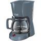 Textures Coffee Maker - Grey 22613-56